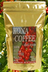 Kona Coffee roasted fresh and shipped direct