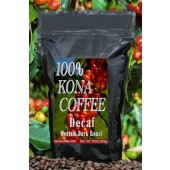 100% Pure Kona Coffee - Decaffeinated
