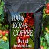 100% Pure Kona decaffeinated coffee
