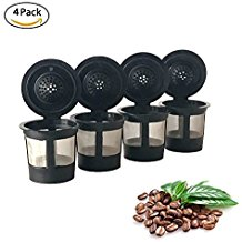 Refillable k cups